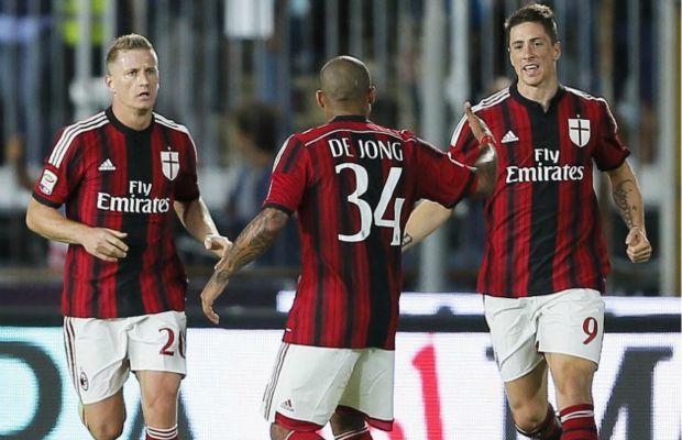 Abate, De Jong e Torres, punti chiave del mercato del Milan