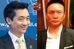 A sinistra il thailandese Mr. Bee, a destra il cinese Mr. Pink. Sono loro a contendersi le azioni del Milan