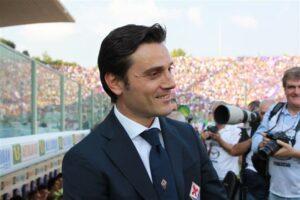 Vincenzo Montella alla guida della Fiorentina dal 2012
