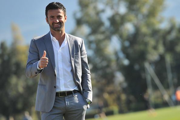 Christian Panucci è il nuovo tecnico del Livorno