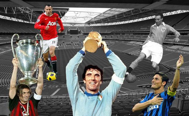 I 10 quarantenni terribili della storia del Calcio.