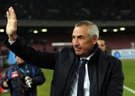 Edy Reja, ex allenatore del Napoli