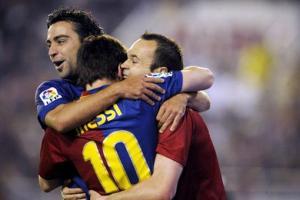 Xavi, Iniesta e Messi: un trio destinato a rompersi