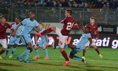Roma Primavera in semifinale di Youth League