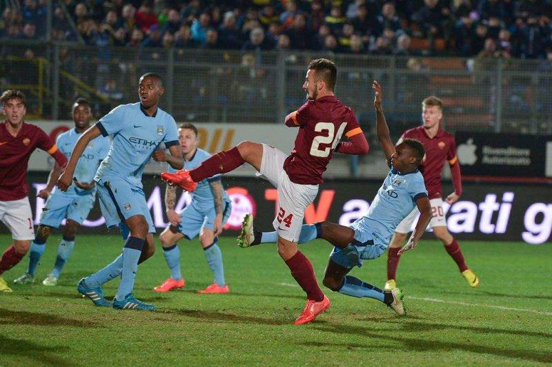 Roma Primavera in semifinale di Youth League