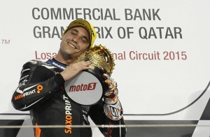 Moto3: Masbou alla sua prima vittoria