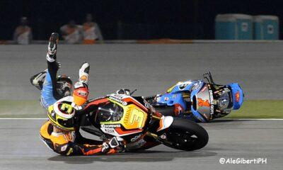 Qatar 2015, Corsi e Rabat out.