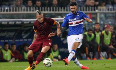 Roma e Sampdoria, sfida in ottica Champions League
