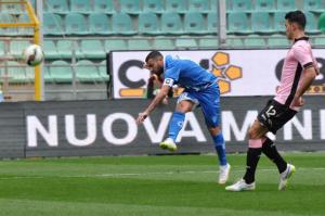 Tavano, deludente contro il Palermo