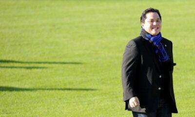 Erick Thohir mette in riga l'Inter