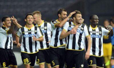 L'Udinese batte il Torino 3-2