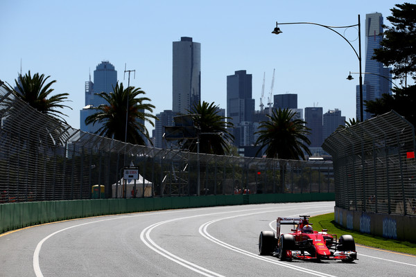 F1, Gp Australia: Vettel chiude al quarto posto
