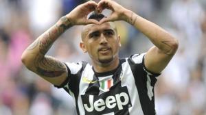 La Juventus si aspetta il meglio da Arturo Vidal