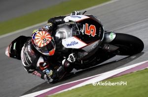 Moto2 Qatar: Folger alla prima vittoria