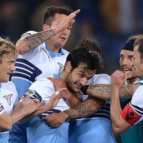 Lazio-Parma 4-0.