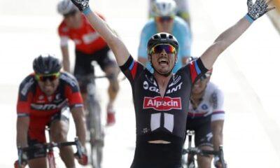 Degenklob Parigi-Roubaix