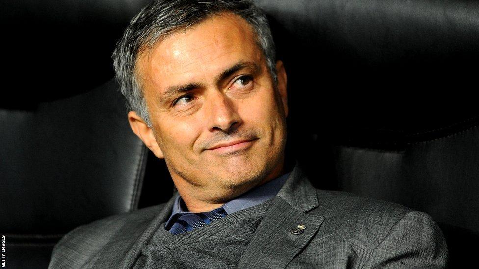 Josè Mourinho, terzo titolo con il Chelsea