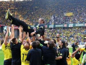 Il Borussia Dortmund campione di Germania 2011