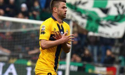 Lila, autore del gol dell'1-1 contro l'Inter