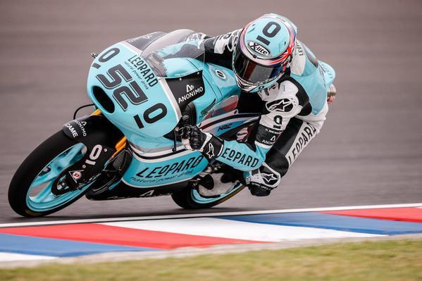 Moto3, FP2 Argentina: Kent sfiora il record, Antonelli settimo