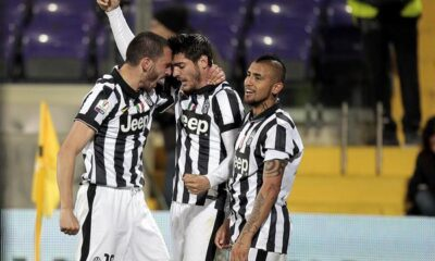 La Juve è devastante: 3-0 a Firenze, va in finale di Coppa Italia