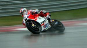 MotoGP, Austin: Dovizioso beffa Marquez nelle FP1