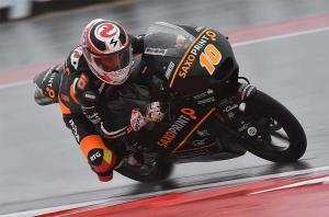 Moto3, Austin: Masbou fa segnare il miglior tempo nelle FP2