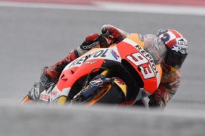 MotoGP, Austin: riscatto Marquez nelle FP2