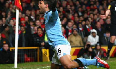 Aguero, 100 gol con il City