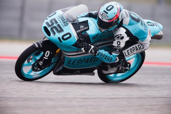 Moto3: Kent number one, Bastianini quarto ad Austin