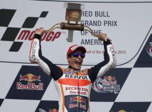 MotoGP, Austin ha un solo padrone: Marquez. Rossi terzo