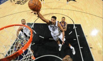 Gli Spurs di Duncan vincono nella notte Nba.