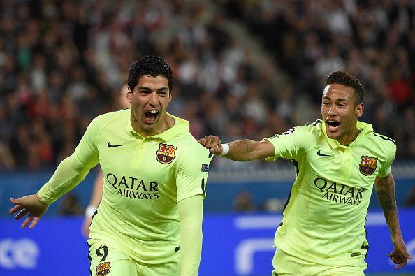 PSG-Barcellona 1-3