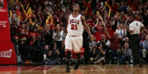 Butler protagonista nei Playoff Nba.