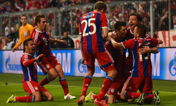 Simply the best: il Bayern spazza via il Porto