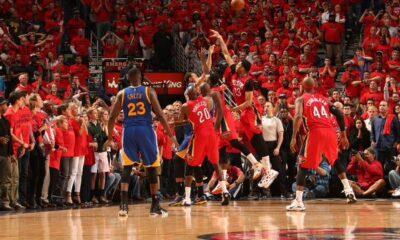 "Playoff Nba: Curry ""Paranormal activity"", 3-0 Warriors"