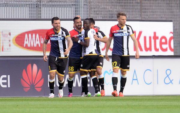 Pinzi-Badu e l'Udinese stende un Milan imbarazzante