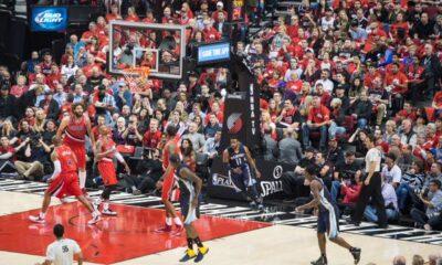 Playoff Nba: Memphis passa anche a Portland, serie ipotecata
