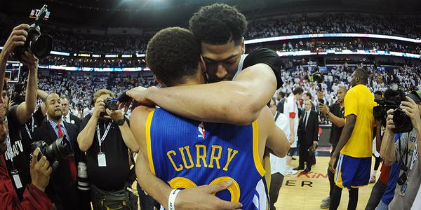 Playoff Nba: gli Warriors chiudono la serie con i Pelicans