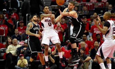Atlanta Hawks a un passo dal secondo turno di Playoff Nba.
