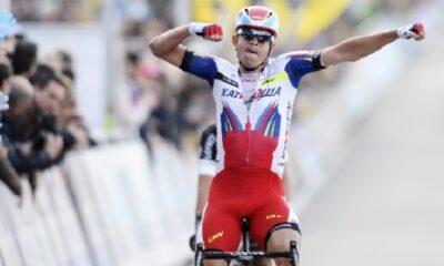 Kristoff Giro delle Fiandre.