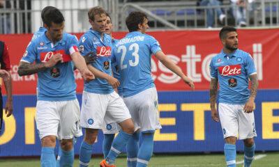 Napoli, inizia la rincorsa alle romane in Serie A
