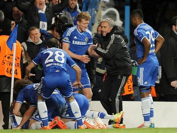 Chelsea-PSG rimonte
