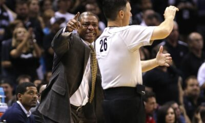 Doc Rivers, i suoi Clippers sono sul 2-2 nel primo turno di Playoff Nba