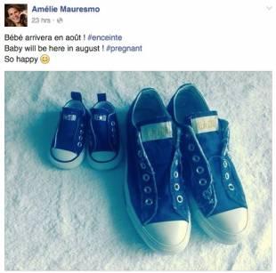 Il tweet di Amélie Mauresmo