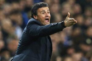 Luis Enrique potrebbe tornare a sfidare un'italiana in caso di finale Barcellona-Juventus