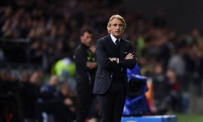 Mancini, allenatore dell'Inter