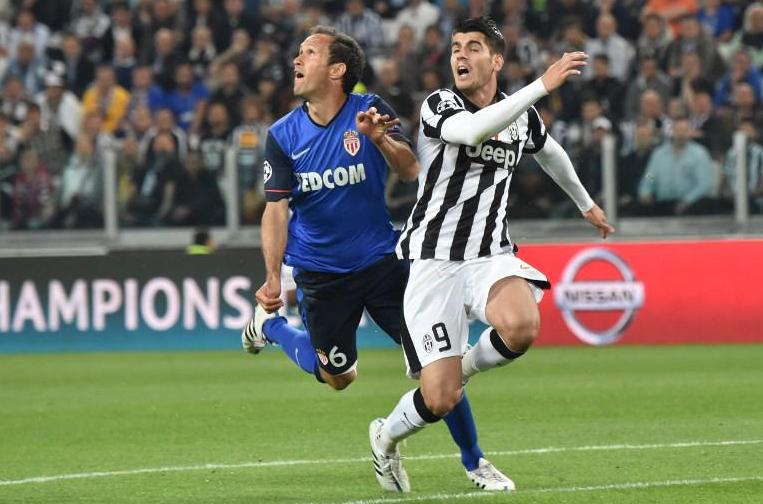 Monaco-Juventus.