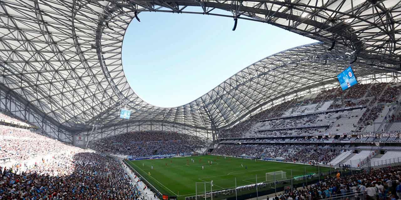 Stadio Vélodrome, Marsiglia