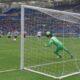 Francesco Totti, autore del gol del vantaggio della Roma